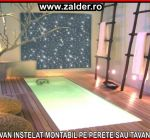TAVAN INSTELAT in PISCINE si centre spa